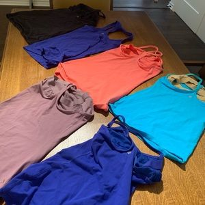 SIZE 2 LULU LEMON LOT